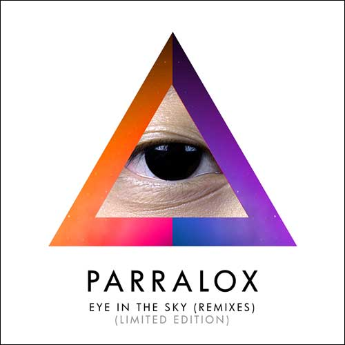 Parralox - Eye in the Sky (Remixes) (Limited Edition CD)