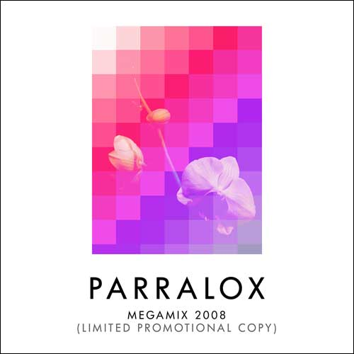 Parralox - Megamix 2008 (Promotional CD) (2019)