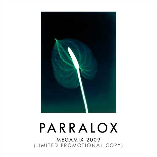 Parralox - Megamix 2009 (Promotional CD) (2018)
