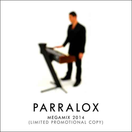 Parralox - Megamix 2014 (Limited Edition CD)
