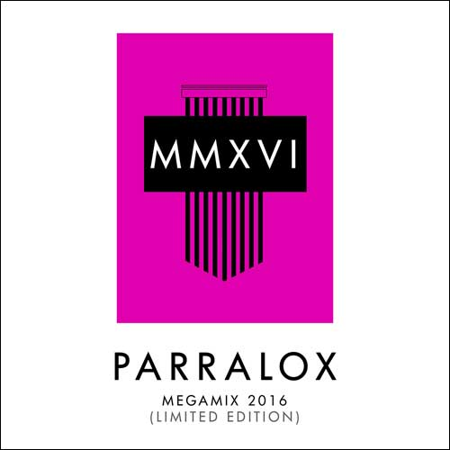 Parralox - Megamix 2016 (Limited Edition CD)