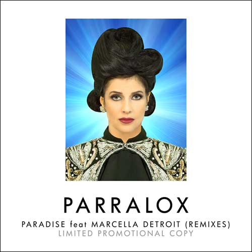 Paradise feat Marcella Detroit (Remixes) (Promotional CD)