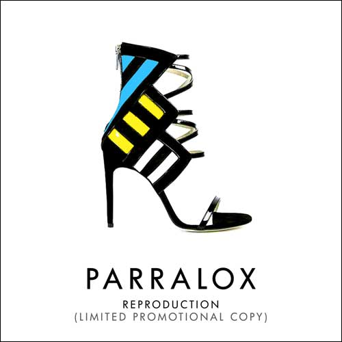 Parralox - Reproduction (Promotional CD) (2017)