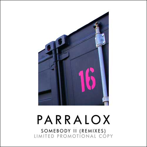 Parralox - Somebody II (Remixes) (Promotional CD)