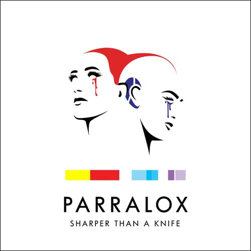 Parralox - Sharper than a Knife (2009) (Single)