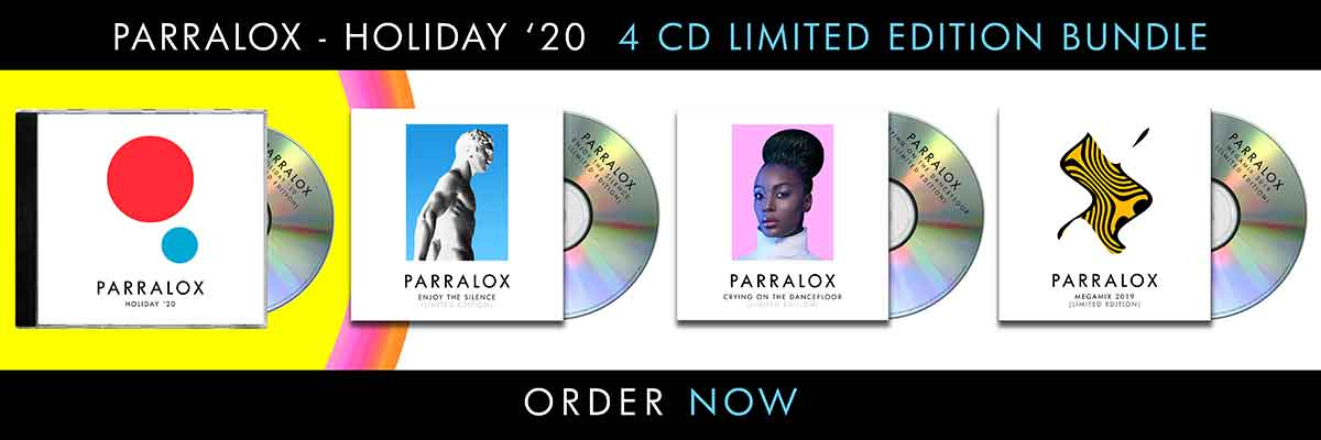 Order Parralox - Holiday 20 (Limited Edition) Compact Disc at conzoom Records