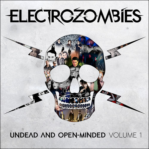 Electrozombies - Undead and Open-Minded - Volume 5 (Compilation)