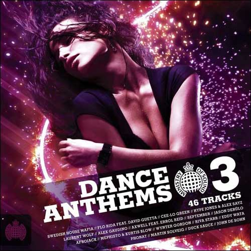 Ministry Of Sound - Dance Anthems 3 (Compilation)