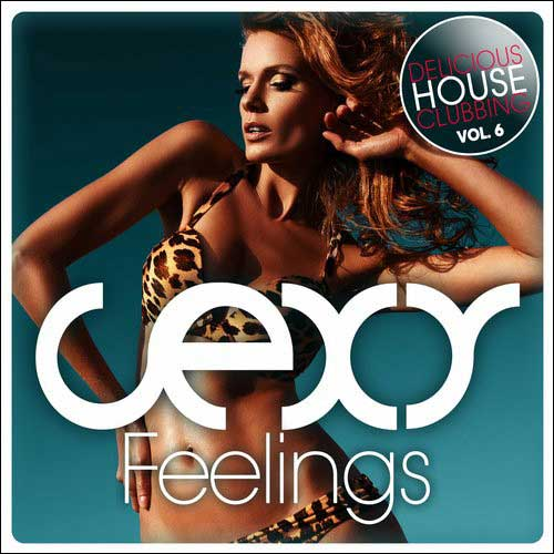 Sexy Feelings presents Delicious House Clubbing - Volume 2 (2014)