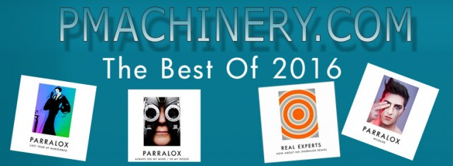 P-Machinery - The Best of 2016