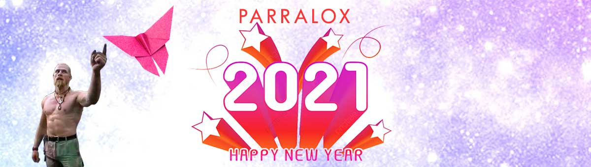 Happy New Year from Parralox! It's a Wind of Change