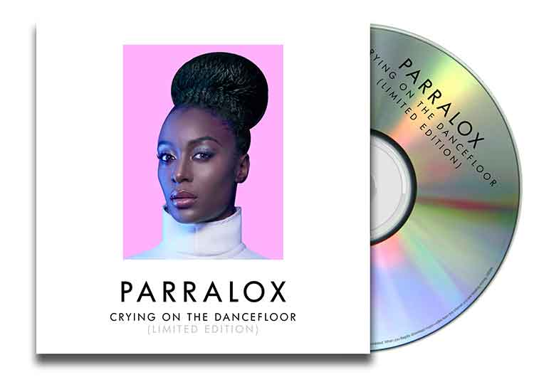 Parralox - Crying on the Dancefloor (Compact Disc)